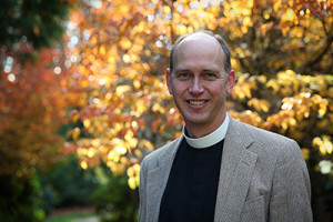 The Rev. Eric Stelle<br><h3>Rector</h3>