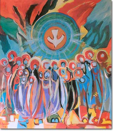 Pentecost: Unity and Reconciliation