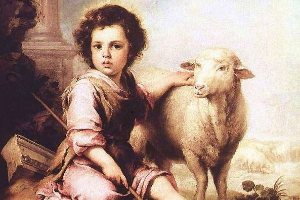 MEDITATION ON THE PARABLE OF THE GOOD SHEPHERD
